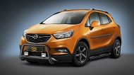 Cobra Technology & Lifestyle Off Road Look für den Opel Mokka X
